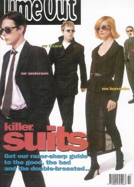 Timeout - Killer Suits
